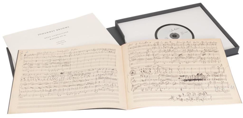 Neue LiebesliederorWalzer (Waltzes) op. 65