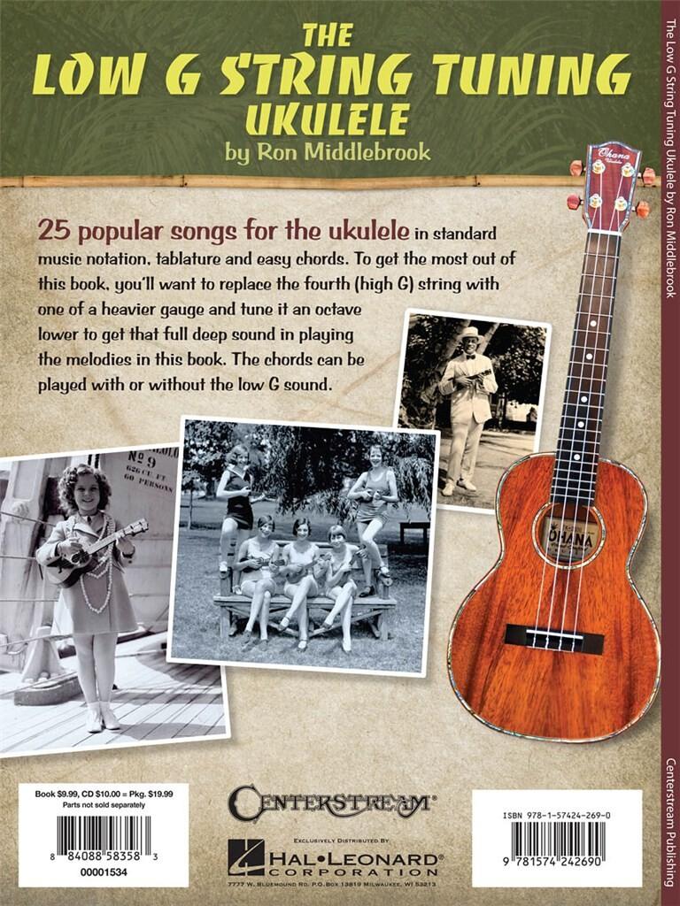 The Low G String Tuning Ukulele