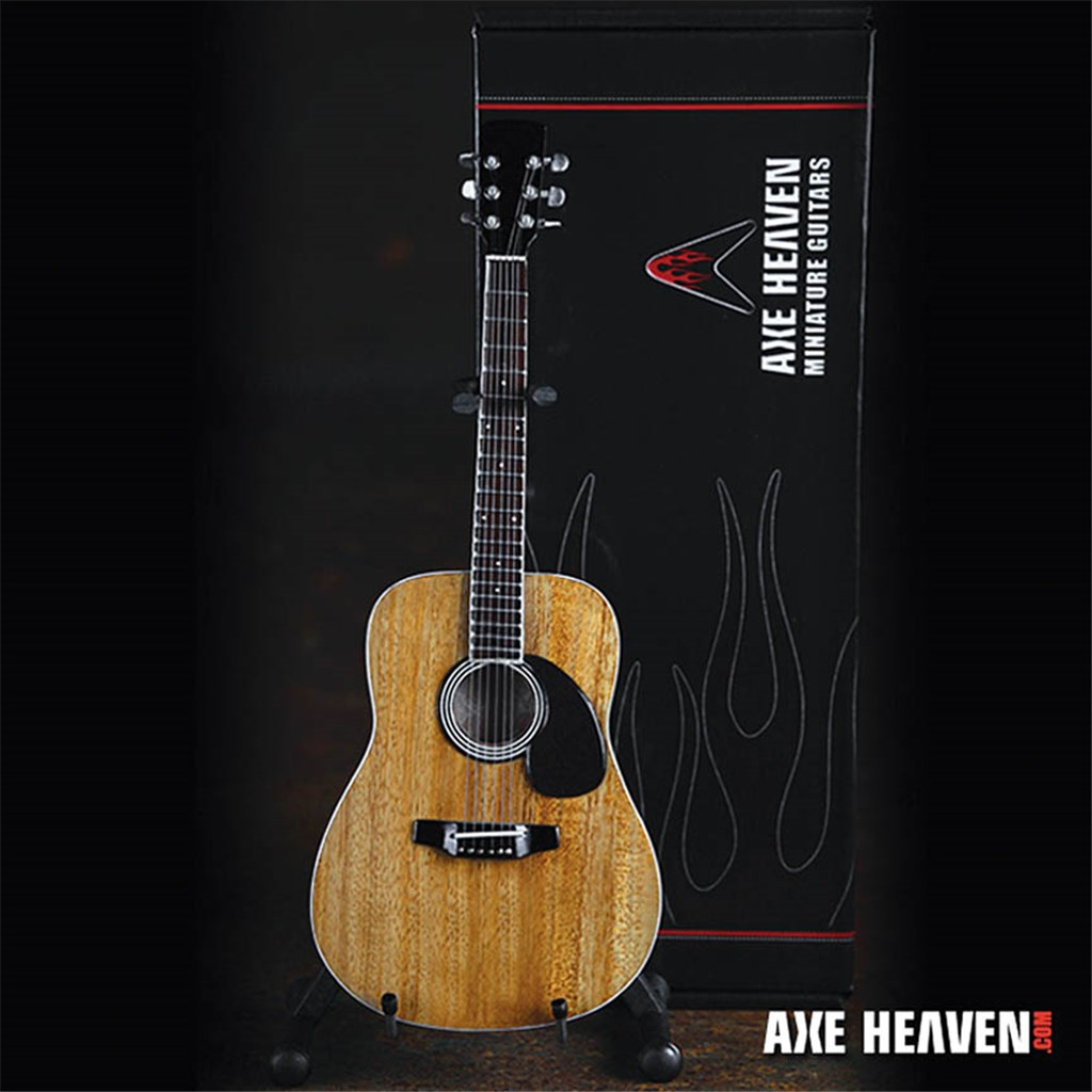 Natural Finish Acoustic Model