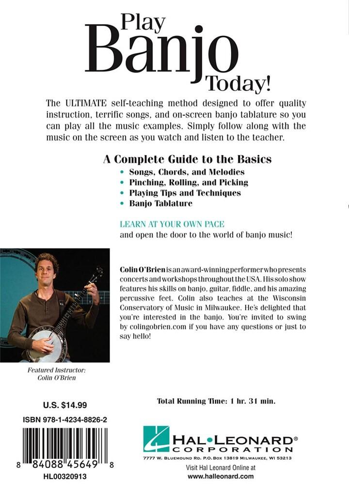 Play Banjo Today!