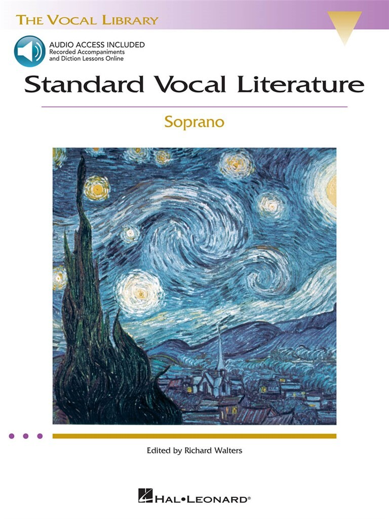 Standard Vocal Literature