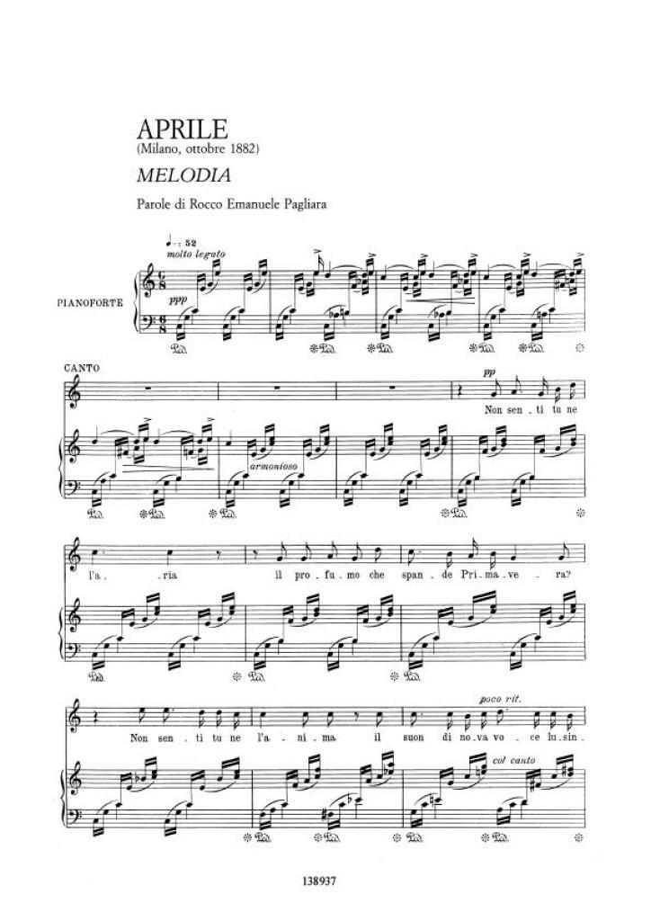 Cantolopera: Celebri Romanze Vol. 1