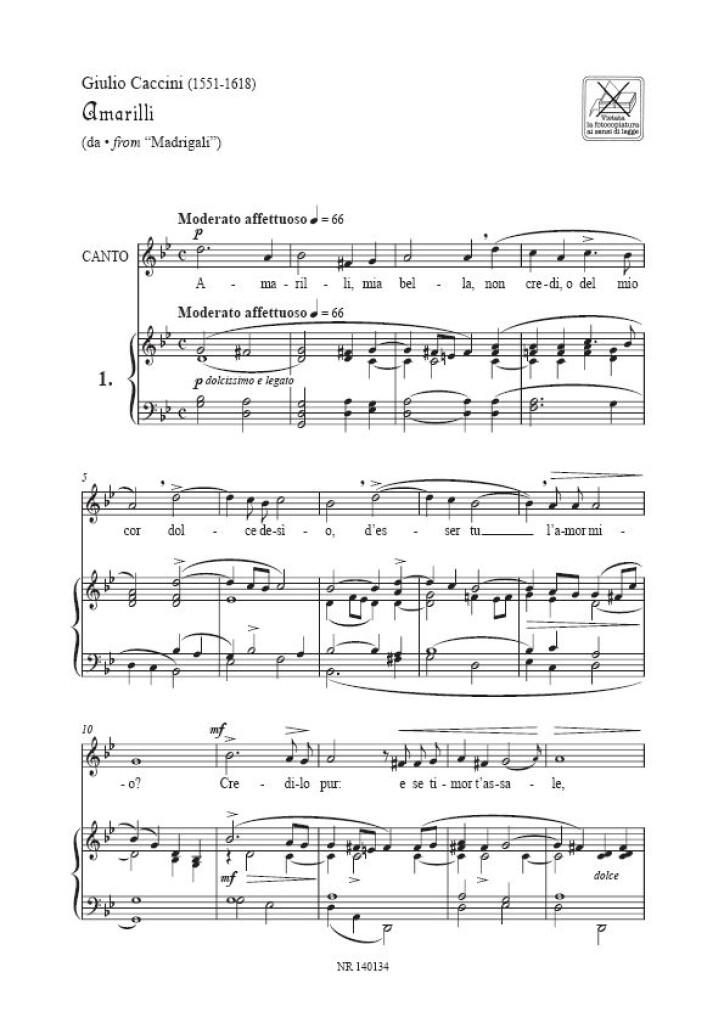 Cantolopera: Arie Antiche