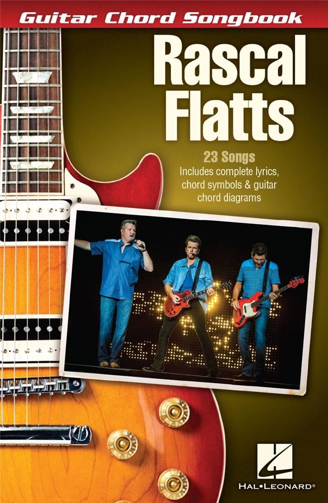 Rascal Flatts Guitar Chord Songbook Music Shop Europe