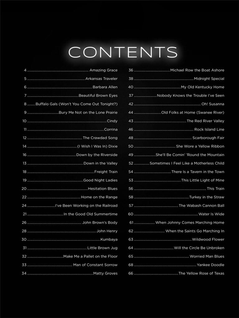 First 50 Folk Songs You Should Play On Guitar Music Shop Europe