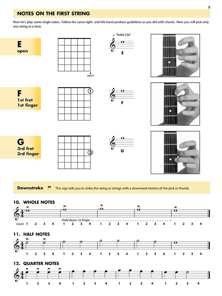 Essential Elements for Band - Book 1 - Guitar | Music Shop