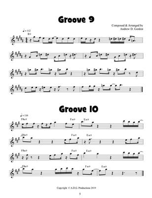 100 Ultimate Soul Funk /& R/&B Grooves For Organ Learn Play Organ SHEET MUSIC BOOK