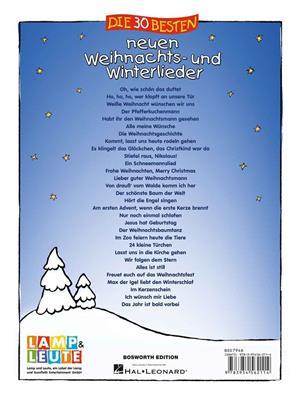 Die 30 Besten Neuen Weihnachts Und Winterlieder Music