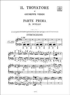 Don Carlo Opera Completa per canto e pianoforte versione in 4 Atti