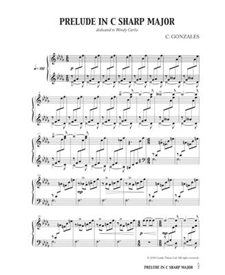 Chilly Gonzales: NoteBook Solo Piano III | Music Shop Europe