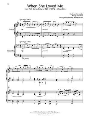 Disney Piano Duets | Music Shop Europe