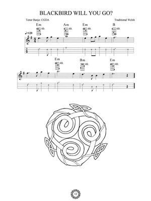 Celtic Songs for the Tenor Banjo | Music Shop Europe