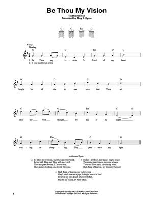 4-Chord Hymns for Guitar | Music Shop Europe