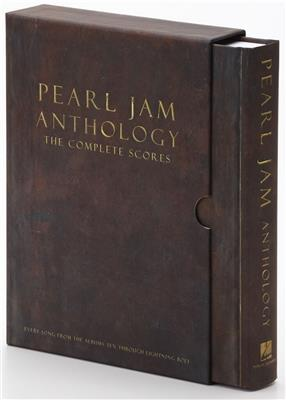 Pearl Jam Anthology – The Complete Scores | Music Shop Europe