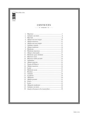 Franz Simandl New Method For Double Bass Volume 2 Double Bass SHEET MUSIC BOOK