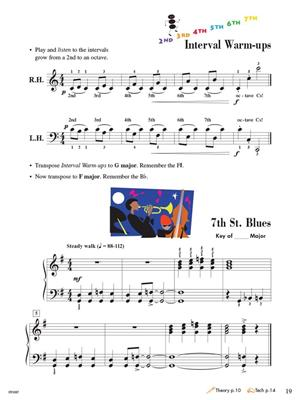 piano adventures lesson book level 3a music shop europe. Black Bedroom Furniture Sets. Home Design Ideas