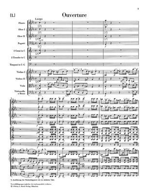 Haydn, Joseph: L'anima del filosofo, ossia Orfeo ed Euridice