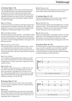 Rockschool Bass - Debut (2012)