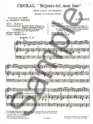 10. Choral Extrait De La Cantate BWV 147