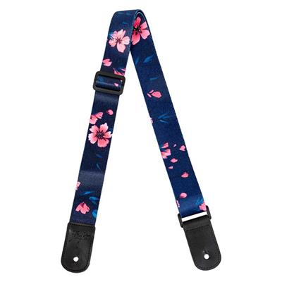 Flight: Polyester Ukulele Strap - Sakura