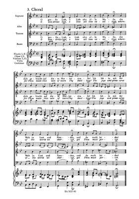 Johannes-Passion (St. John Passion) BWV 245