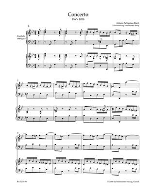 Concerto for Harpsichord and Strings