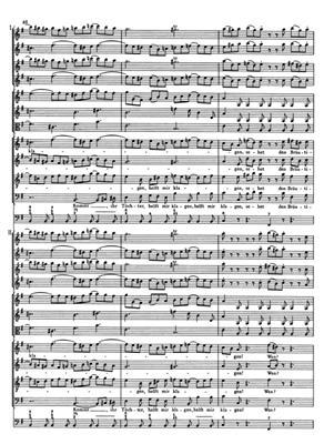 St Matthew Passion BWV 244
