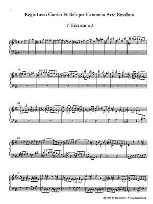 Musical Offering BWV 1079