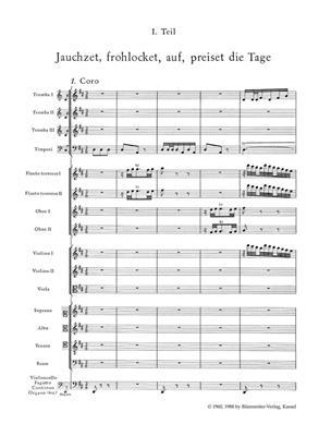 Christmas Oratorio BWV 248