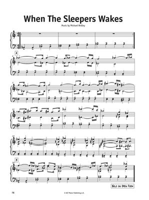 Michael Wollny Songbook: 24 pieces for piano