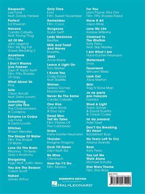 Piano Gefällt Mir! 8 - 50 Chart und Film Hits