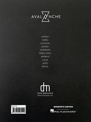 Dirk Maassen: Avalanche – Songbook für Klavier