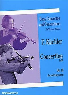 Concertino in D Op. 12
