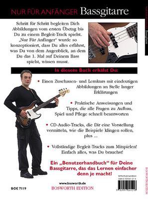 Nur Für Anfänger: Bassgitarre