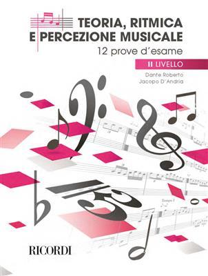 Teoria, ritmica e percezione musicale - II livello