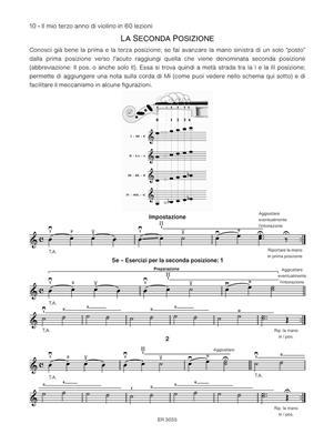 Il mio terzo anno di violino in 60 lezioni