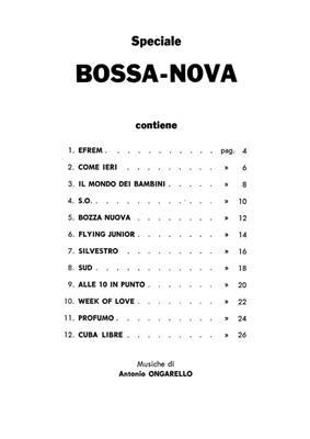 Speciale Bossa Nova