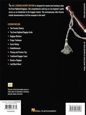 Hal Leonard Bagpipe Method