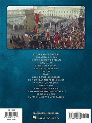Selections from Les Misérables