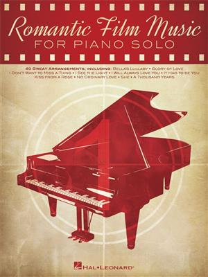 Romantic Film Music