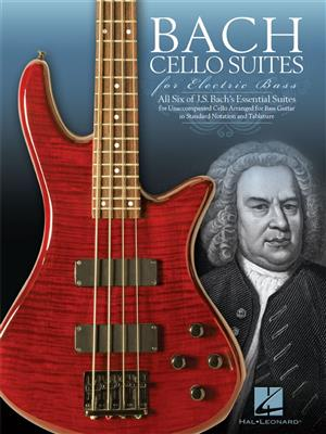 Cello Suites For Electric Bass