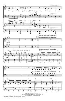 Frozen (Choral Highlights)