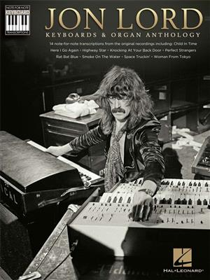 Jon Lord - Keyboards & Organ Anthology