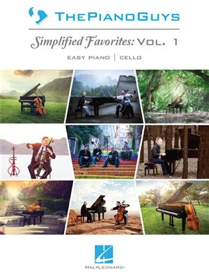The Piano Guys – Simplified Favorites, Vol. 1