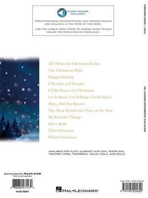Christmas Songs - Viola