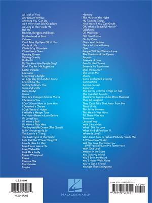 101 Broadway Songs for Trombone