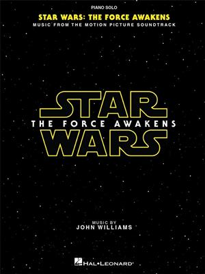 Star Wars: The Force Awakens (Piano solo)