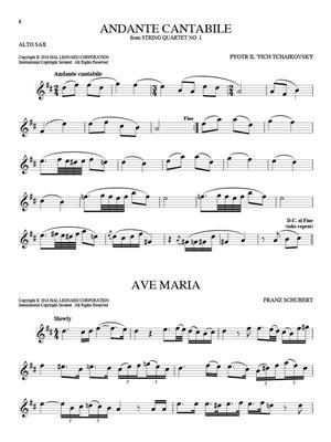 101 Classical Themes for Alto Sax