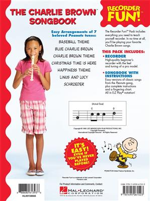 The Charlie Brown(TM) Songbook - Recorder Fun!