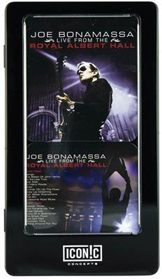 Joe Bonamassa Tin Coaster Set - Royal Albert Hall